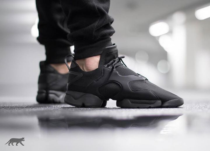 16812095edd79 Adidas Y-3 Kohna Core Black. Available now. http   ift