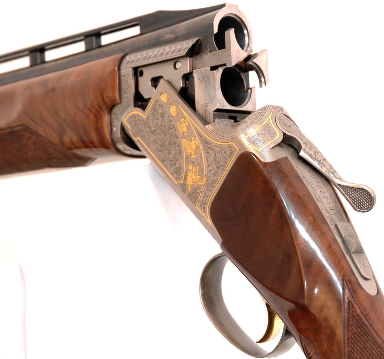Browning citori xt trap shotgun
