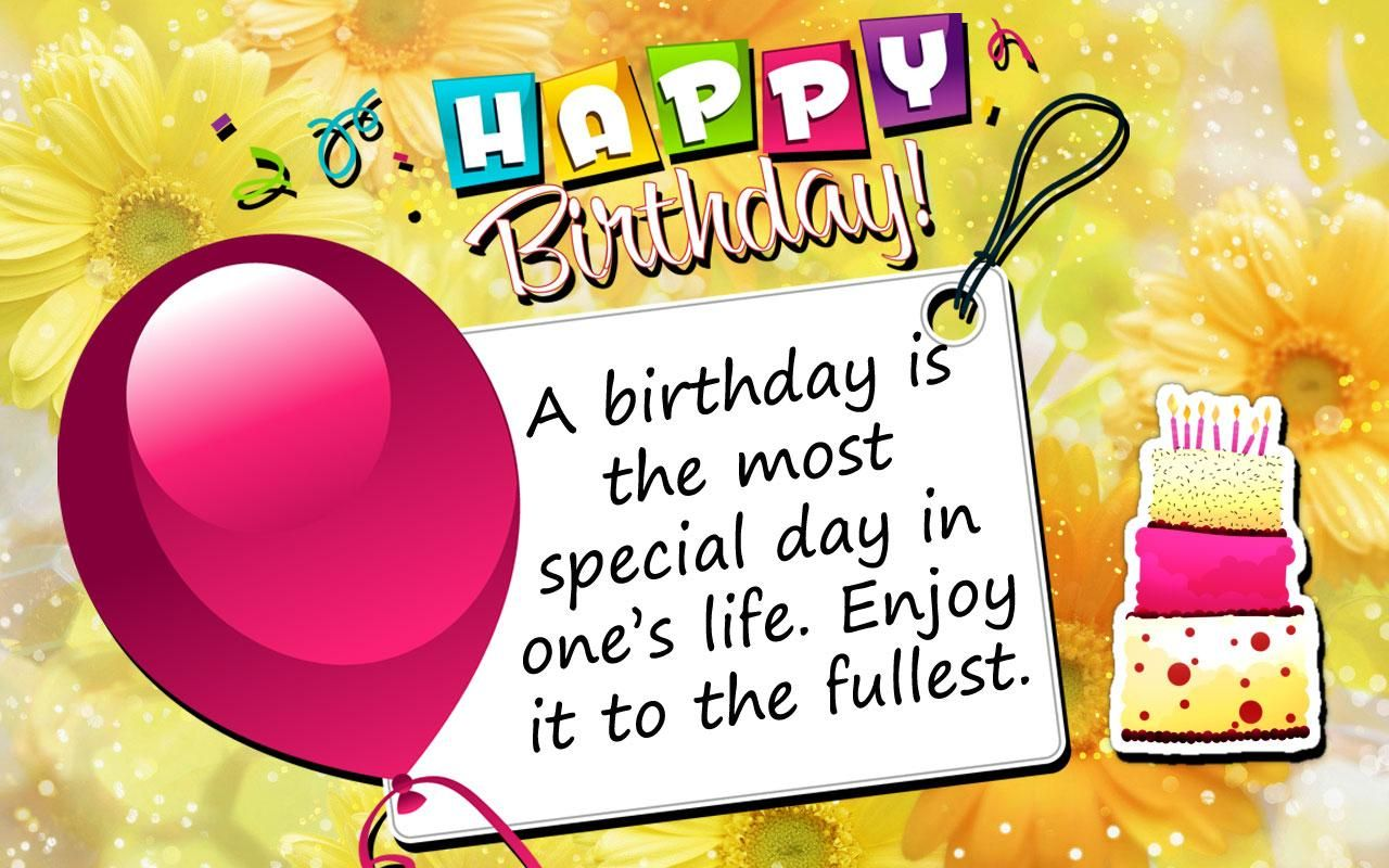 17 Best images about Happy Birthday Images on Pinterest | Birthday ...