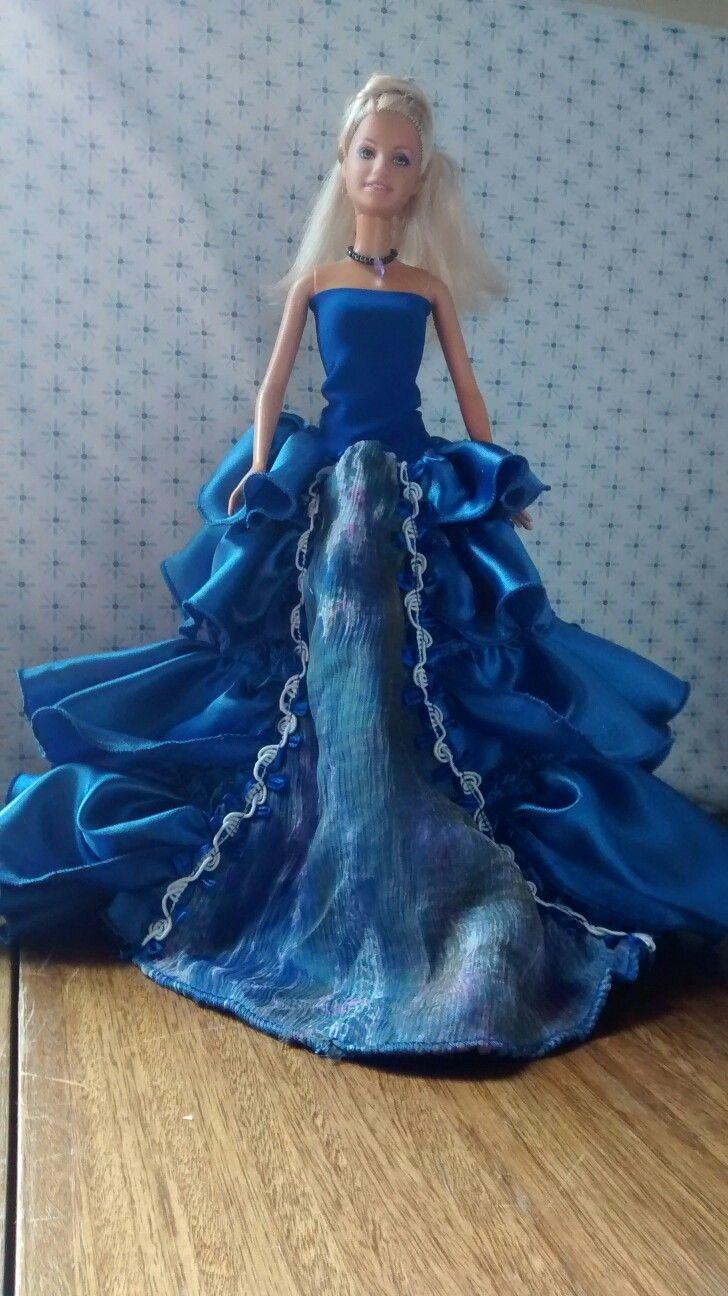 Novia azul