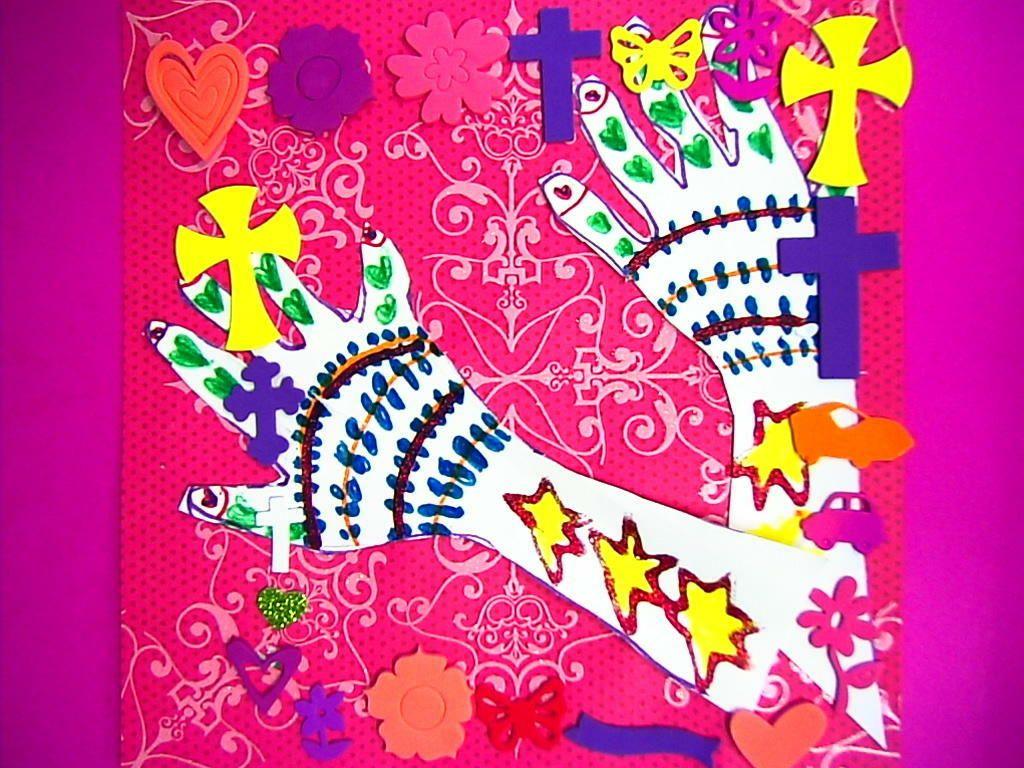 kindergarten art pattern - Google Search