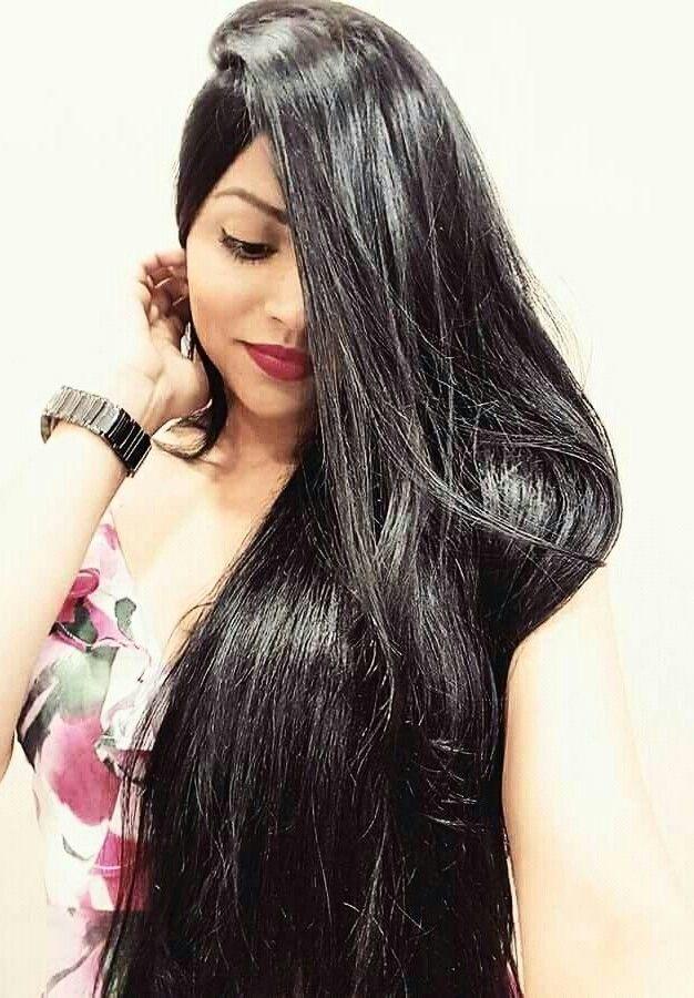 Pin On Indian Long Hair