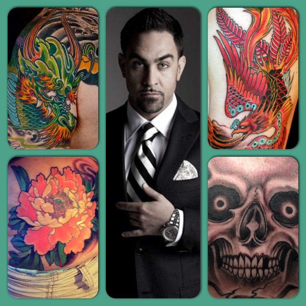 Allstar Ink Tattoos Chris Nunez Returns Chris Nunez Chris Nunez Tattoos Ink Master