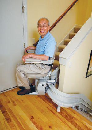 Bruno CRE 2110 Stair Lift | Accessibilité dans un monde ...