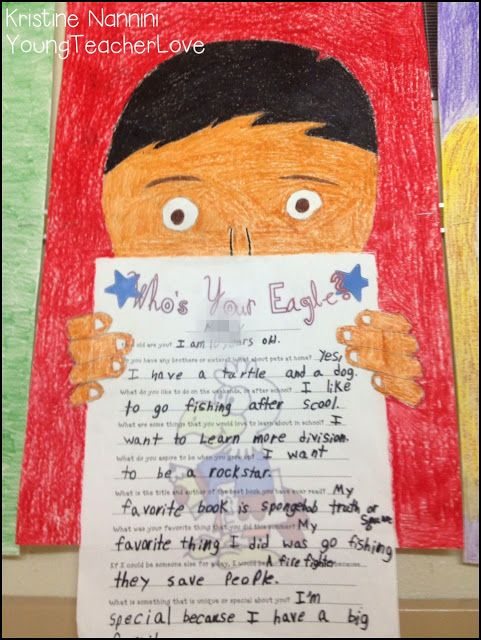 Back to School Activities- Self Portraits- This is such a fun and easy activity for those first days back! I even include links to the step-by-step directions. Check it out!- Young Teacher Love by Kristine Nannini