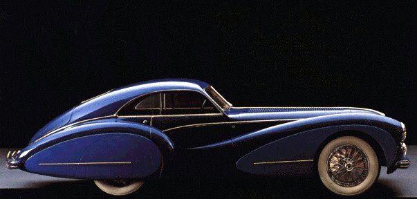 1948 Talbot Lago T26 Saoutchik