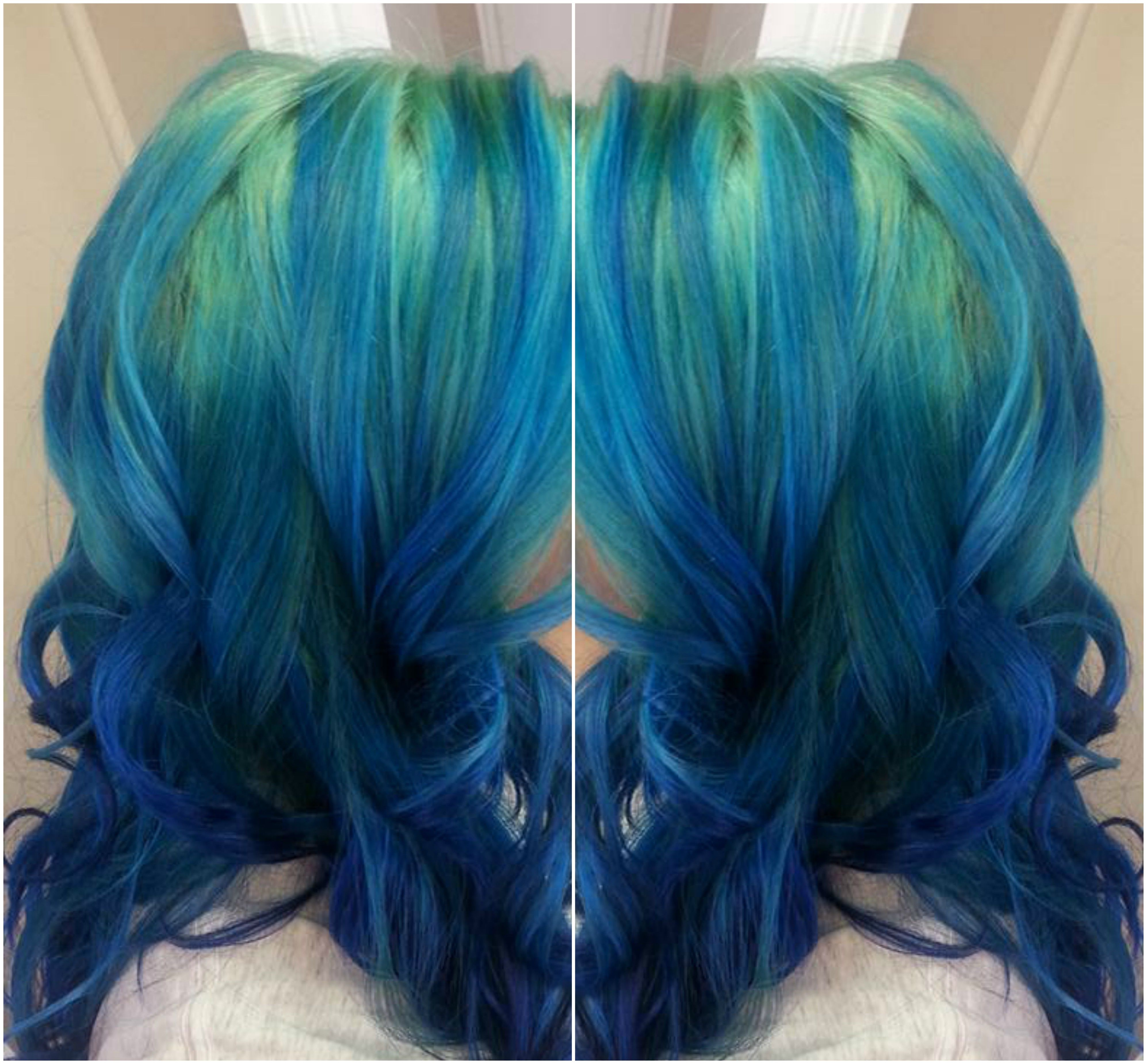 Color and cut by Annie