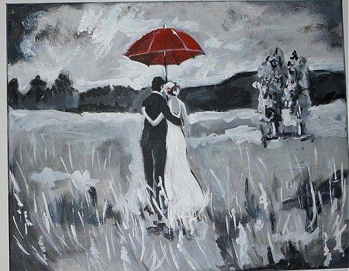 Láska, Bože láska! by Majika - SAShE.sk - Handmade Obrazy