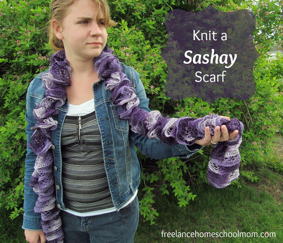 Sashay Knit I agree with her. I\'ve made quite a few. With a ...