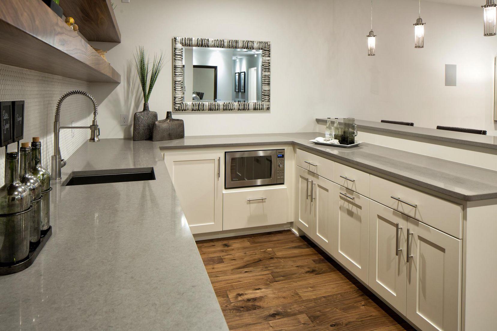 50+ Caesarstone White Quartz Countertops Kitchen