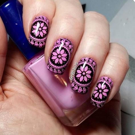 47 Best Valentine\'s Day Nails Designs for 2018 | Manicure ...