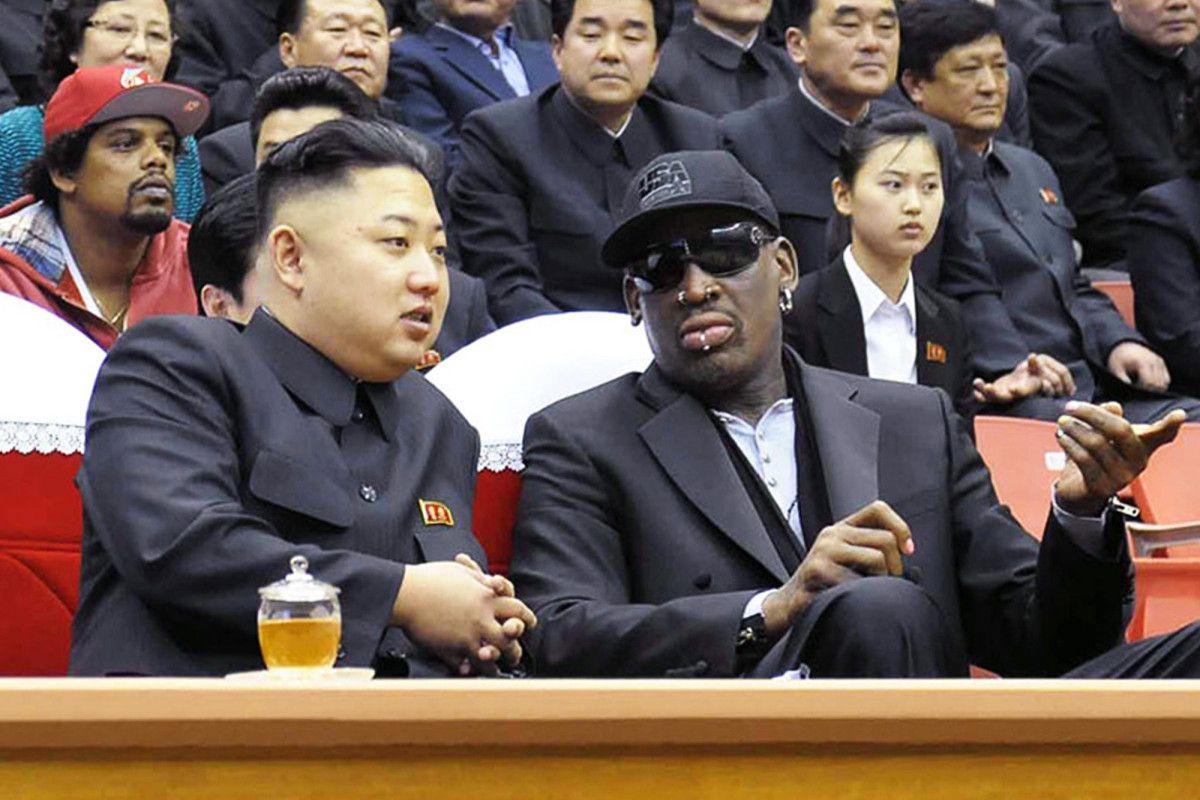 Dennis Rodman credits hoops diplomacy for Trump, Kim