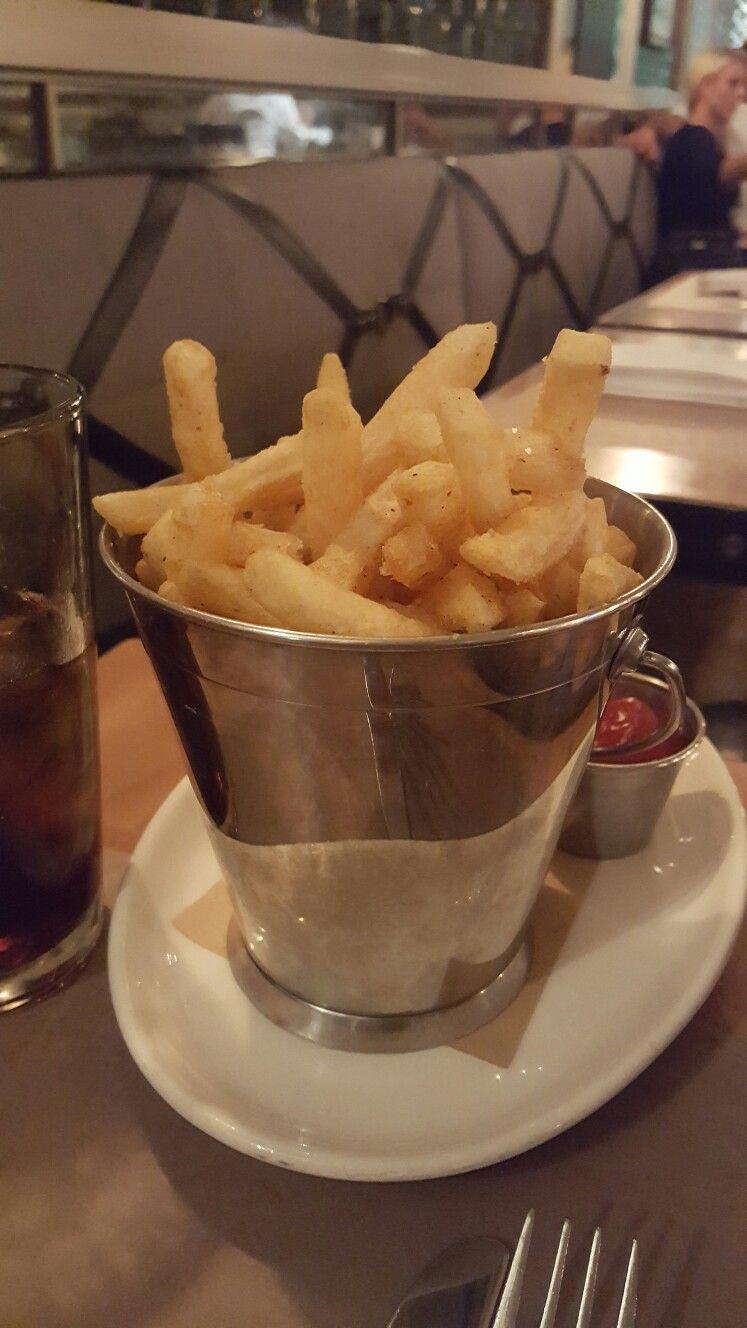 Mandalay Bay Citizens; Fries A 3 B 3.5 Food