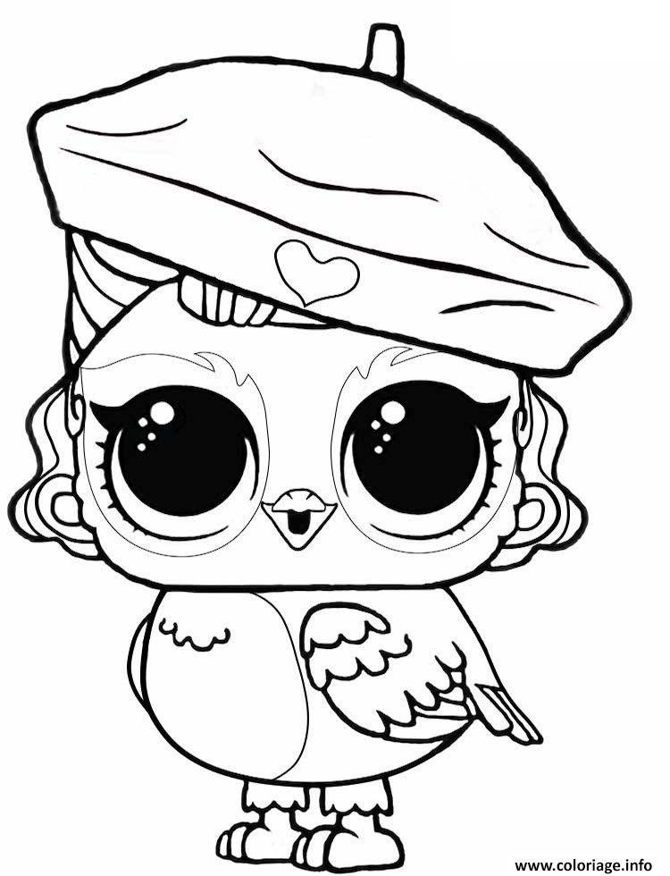Coloriage Angel With Eye Spy Lol Ruprise Pets Dessin A Imprimer Coloriage Coloriage Coeur Poupees Lol