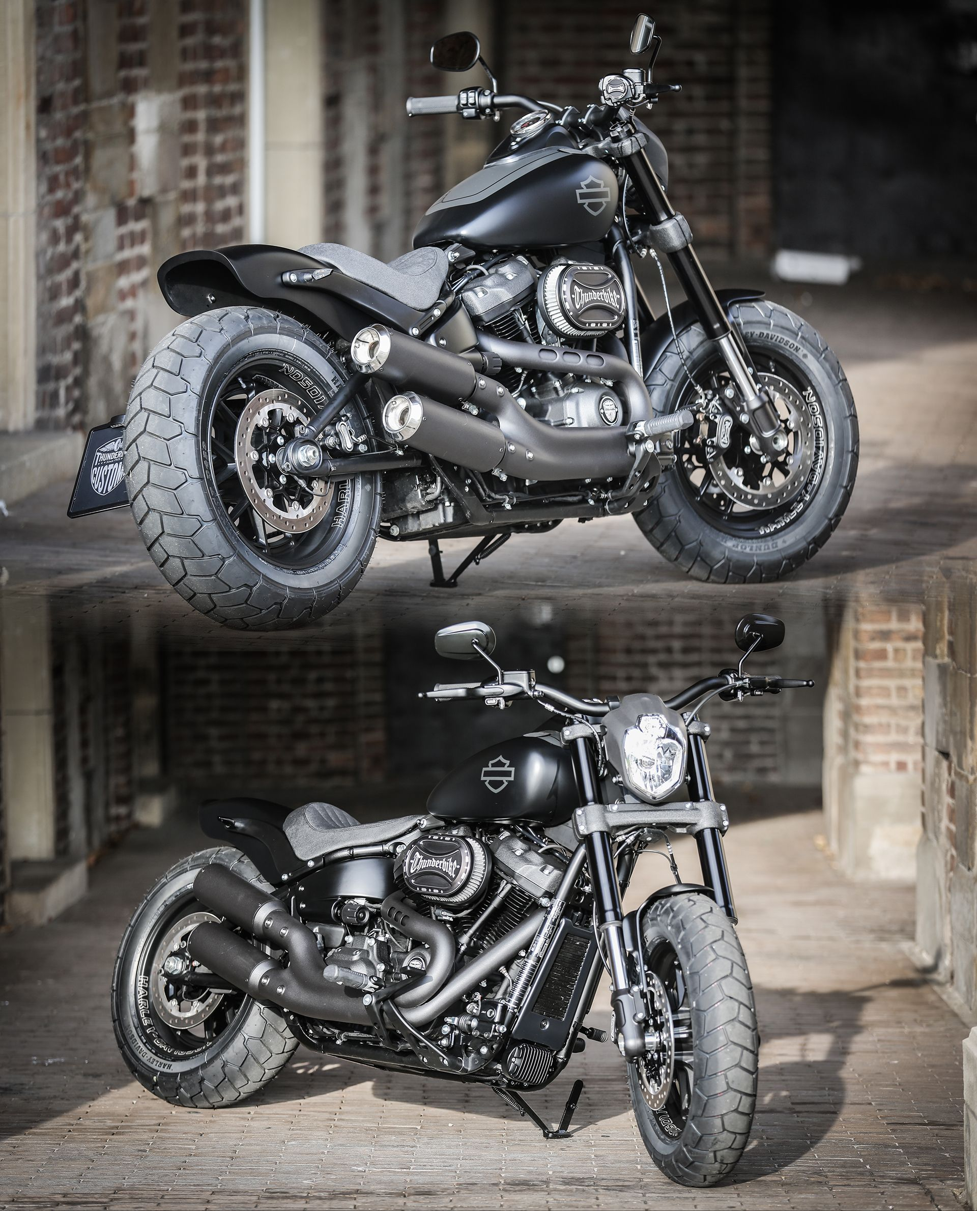 Pin On Hd Fat Bob