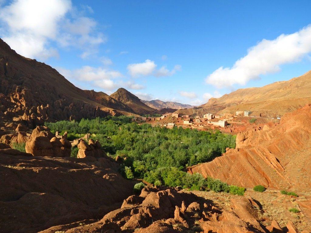 #morocco Marokko - Eine Nacht in der Wüste. Lies mehr über das Atlas-Gebirge auf www.goodmorningworld.de