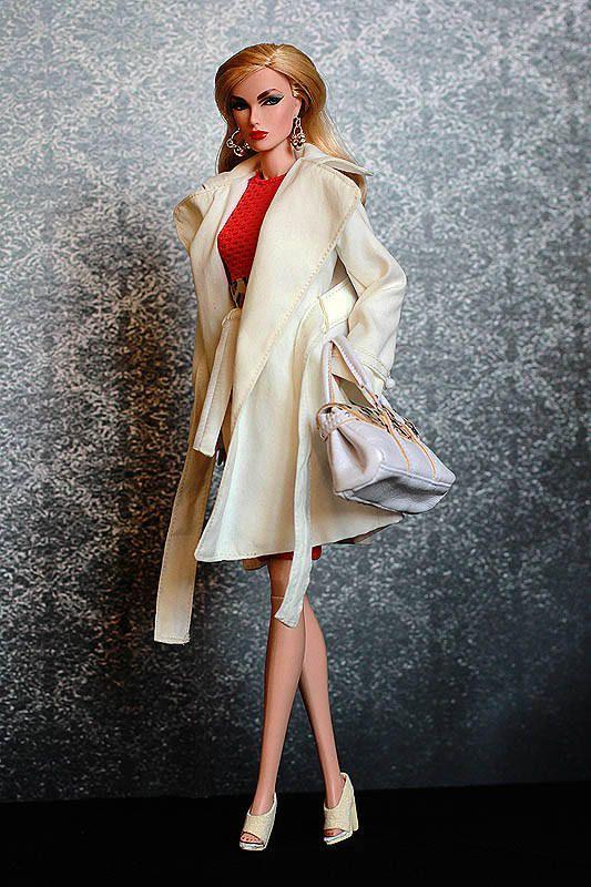Fashion Royalty doll OOAK outfit by elenpriv