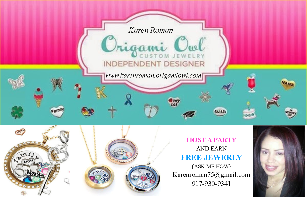 Tell your story with a living locket! www.karenroman.origamiowl.com