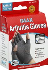Imak Arthritis Gloves Small Health And Family Arthritis Gloves