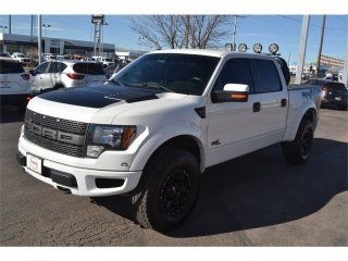 2012 Ford F 150 4wd Supercrew 145 Svt Raptor At Fenton Mazda In