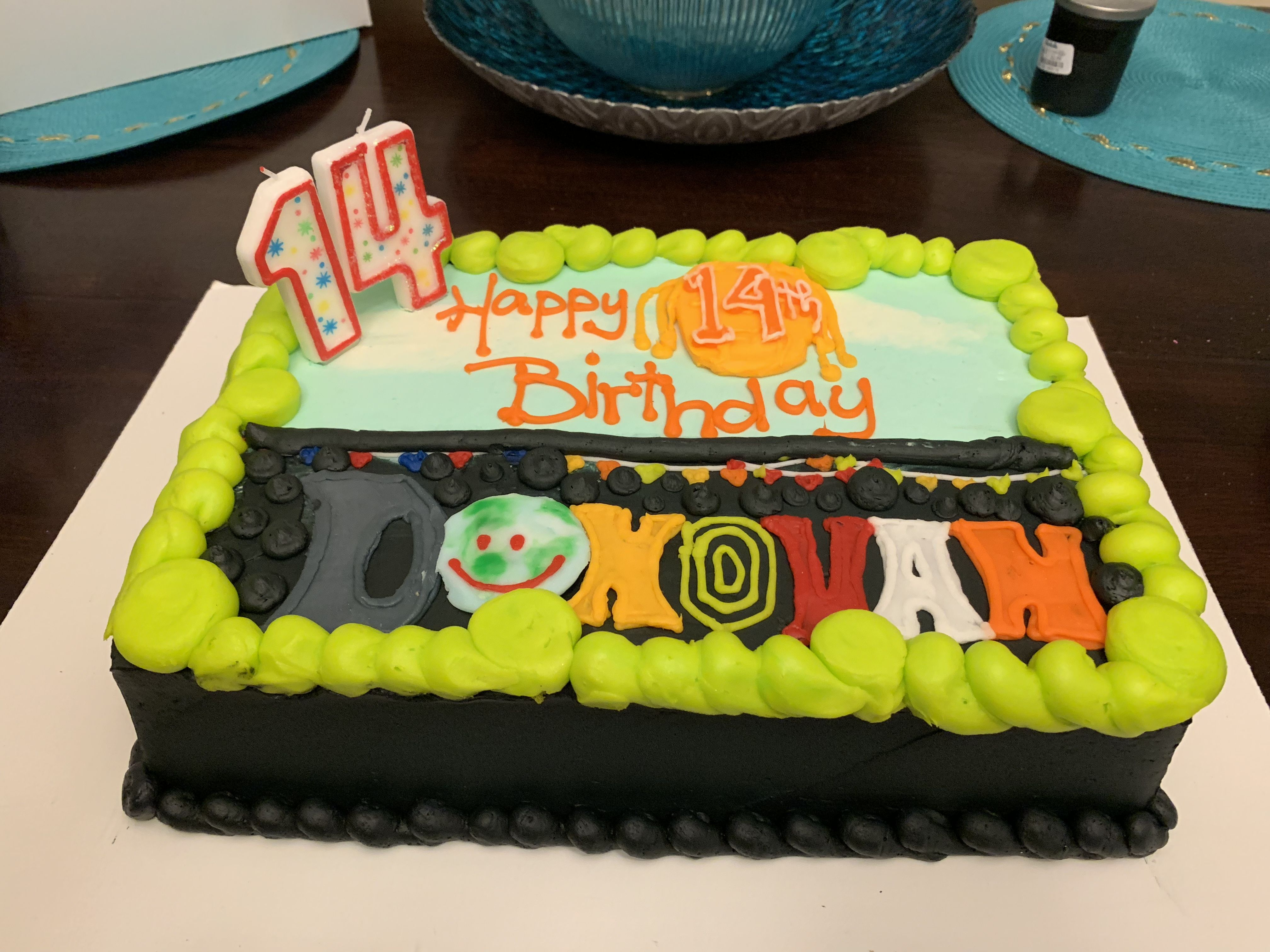 Astroworld cake Cake, Party time, Party