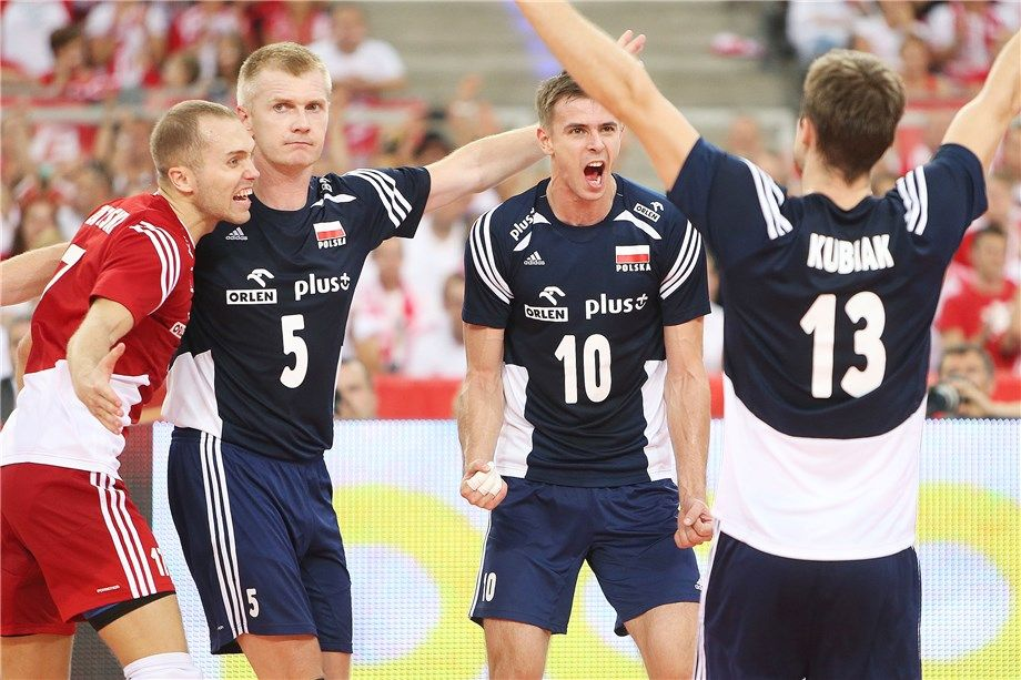 News Detail Epic Five Sets Battle Goes For Poland Over Iran Fivb Volleyball Men S World Championship Poland 2014 Poland New Details Volleyball