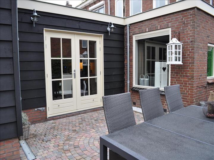 Ongekend aanbouw huis hout potdeksel - Google zoeken | interieuridee EI-97