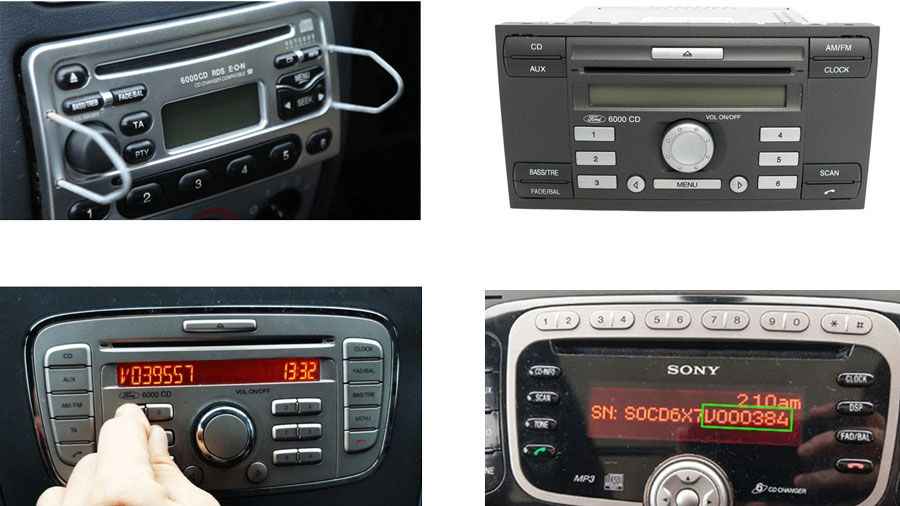 Adaugă Pin Pe Ford Radio Code Free And Instant Generator