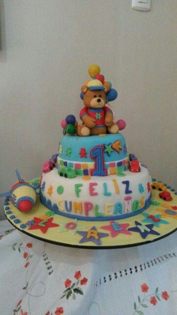 #tortas de cumpleaños