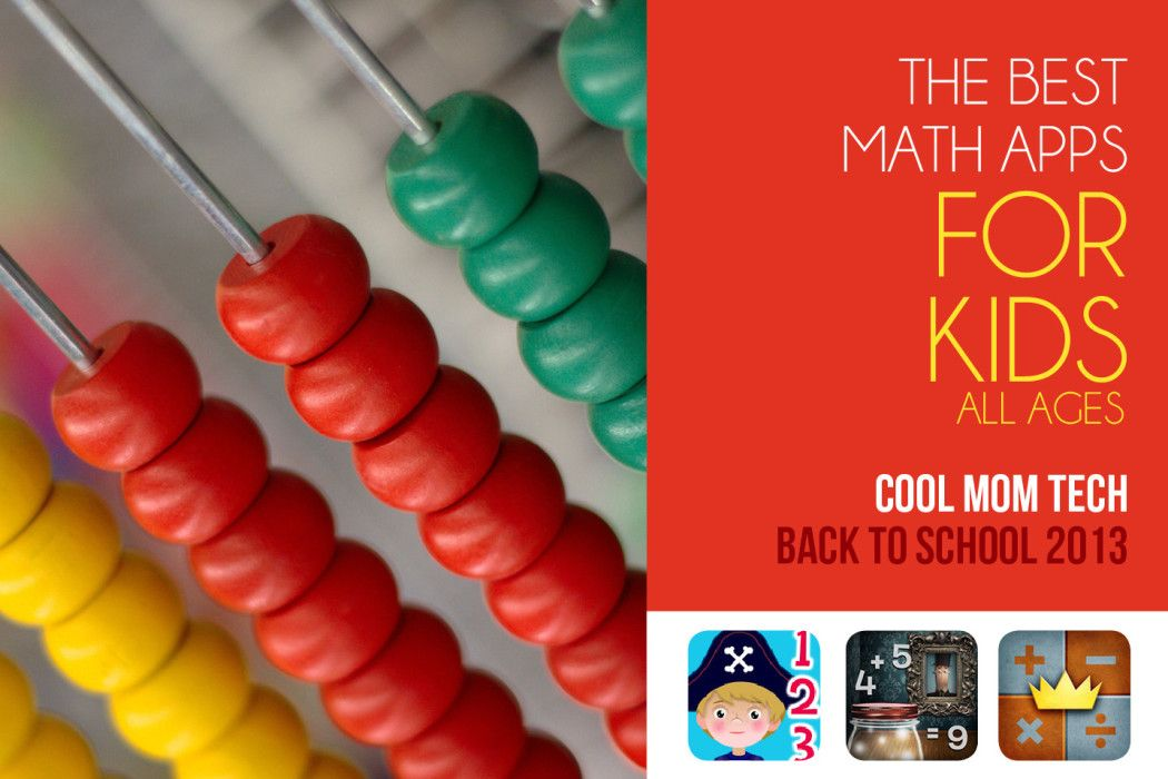 Best math apps for kids Cool Mom Tech (With images
