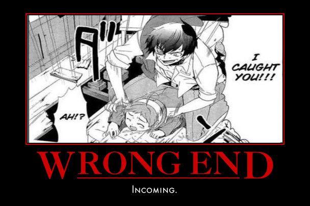 Wrong End Yuuya Kizami And Yuka Mochida Corpse Party Tortured