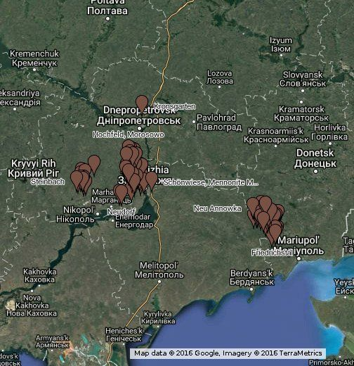 The First Mennonite Colonies In The Black Sea Region, The