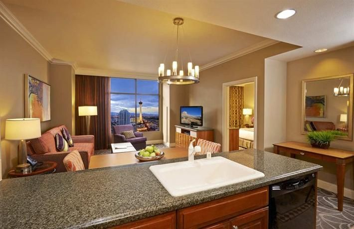 Hotel Deal Checker Hilton Grand Vacations Suites On The Las Vegas Strip Las Vegas Penthouse