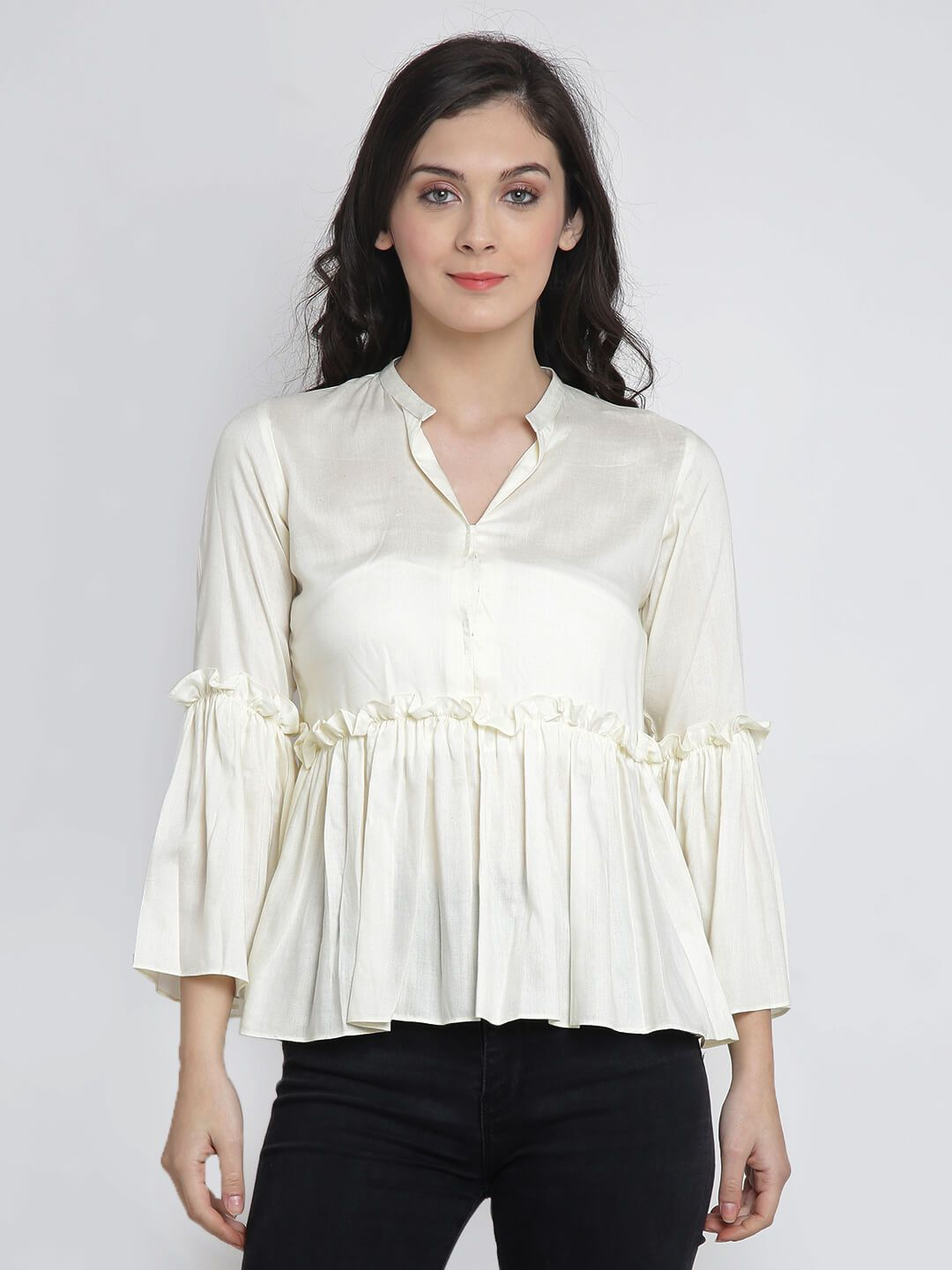 c17a6113bcb There are different types of tops available in the market like off-shoulder  tops