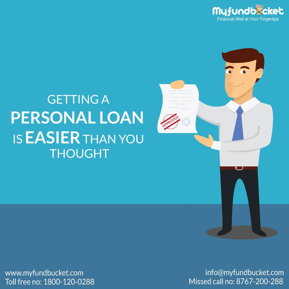 Easily Get Personal Loan Online Through Myfundbucket Quick Disbursement Visit Www Myfundbucket Com Personal Loan In 2020 Personal Loans Personal Loans Online Person