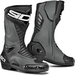 Photo of Sidi Performer motorcycle boots black gray 48 Sidi