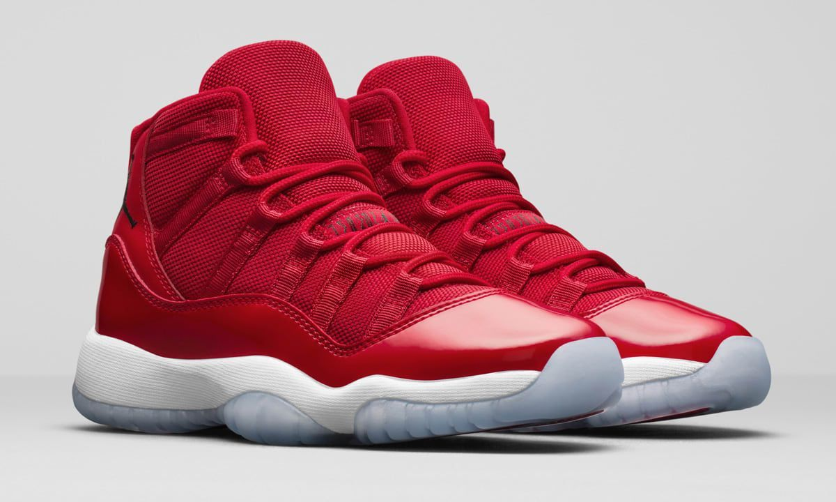 3d71f05e1e4ee5 Air Jordan 11 Gym Red (Win Like  96)