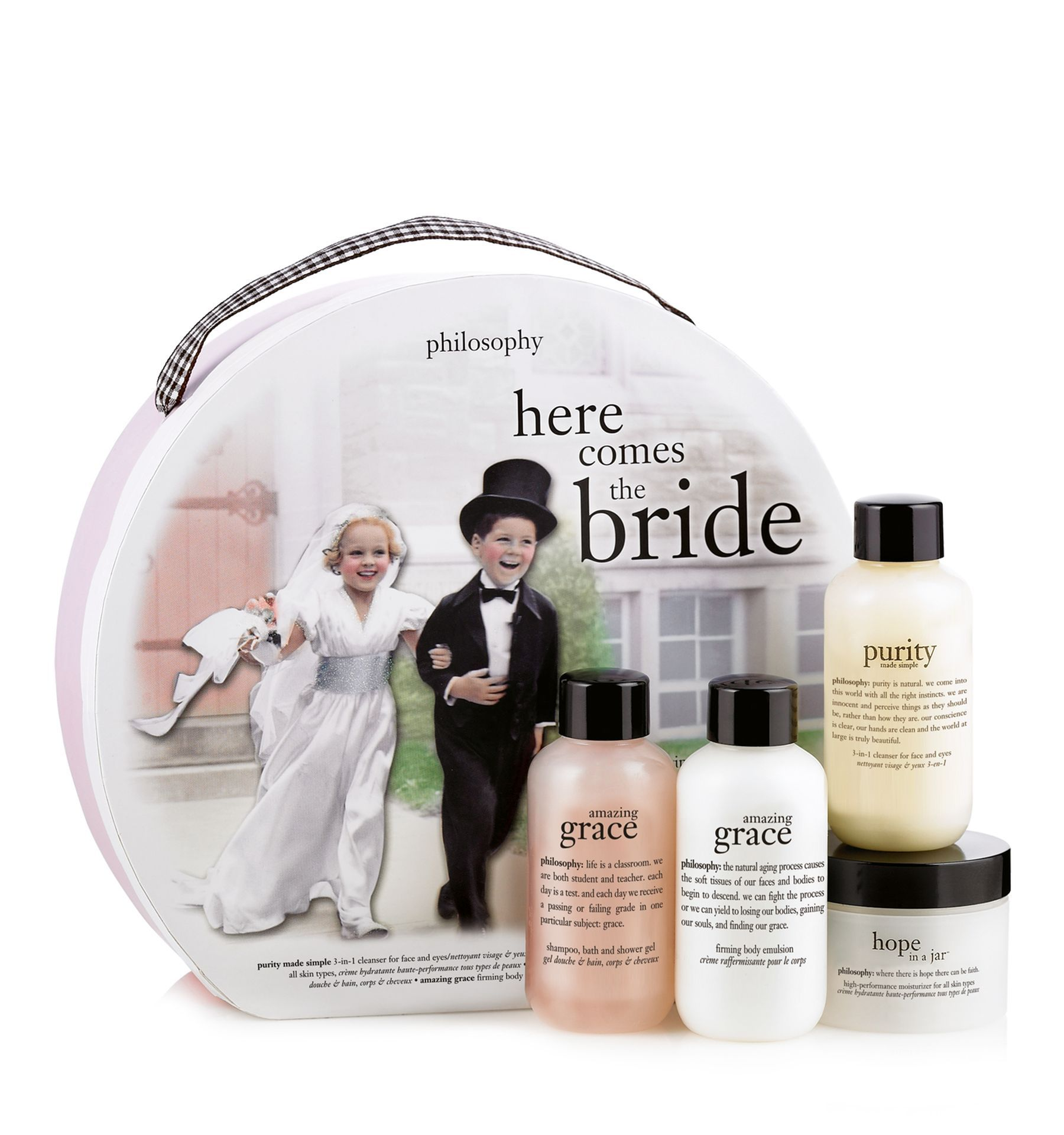 Philosophy - Here Comes the Bride set