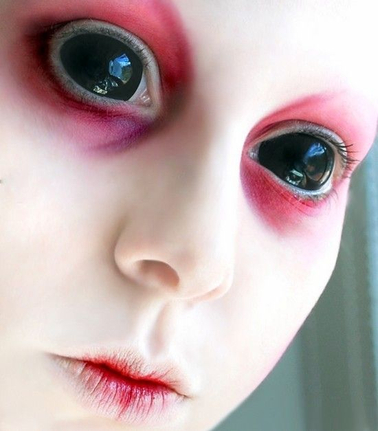 Creepy Alien Colored Contacts for Halloween. | My Style ...