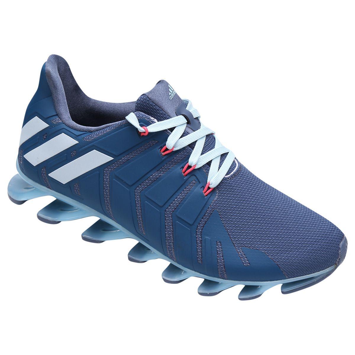 604160466cb17 Tênis Adidas Springblade Pro Pink e Preto
