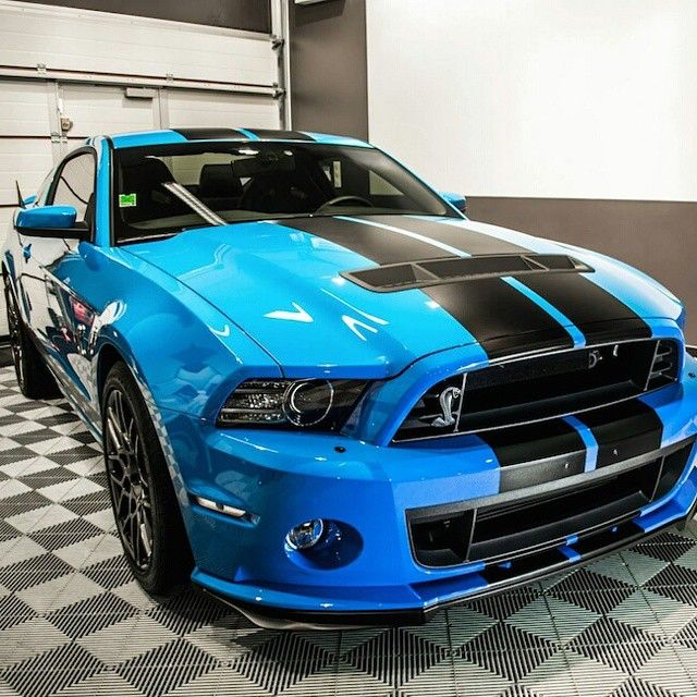 Mustang GT500 Follow @Ford_Motorsports Freshly Uploaded To