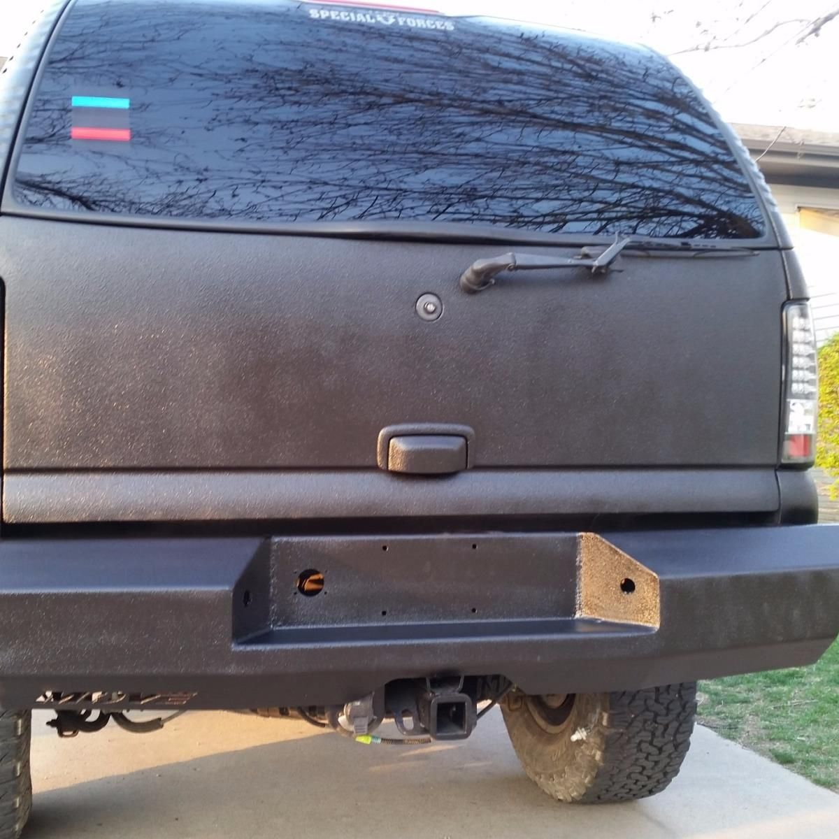 Check out this sweet DIY bumper from movebumpers!