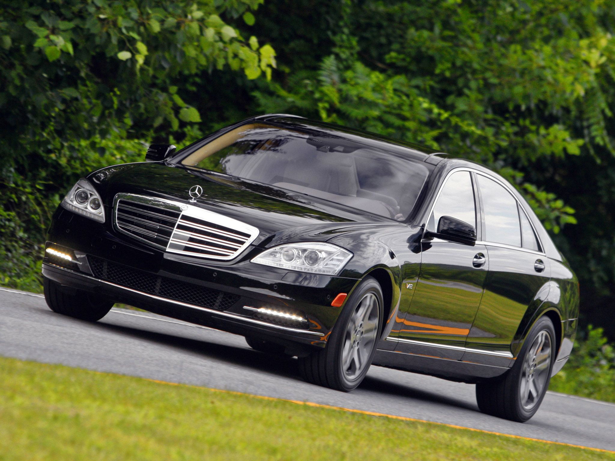 Mercedes W221 S Class