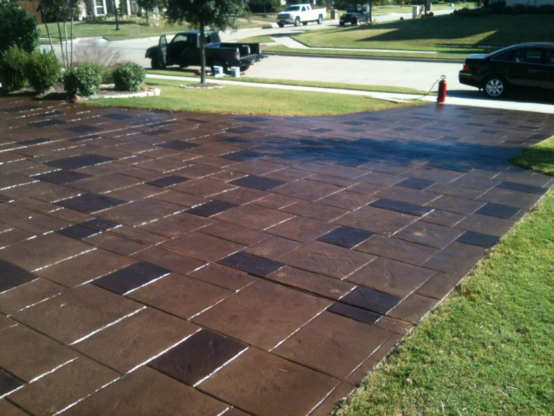 Pin by sealant specialists on patios concrete