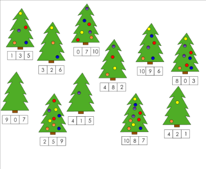 math worksheet : 1000 images about holidays 25 days of home school christmas fun  : Christmas Kindergarten Math Worksheets