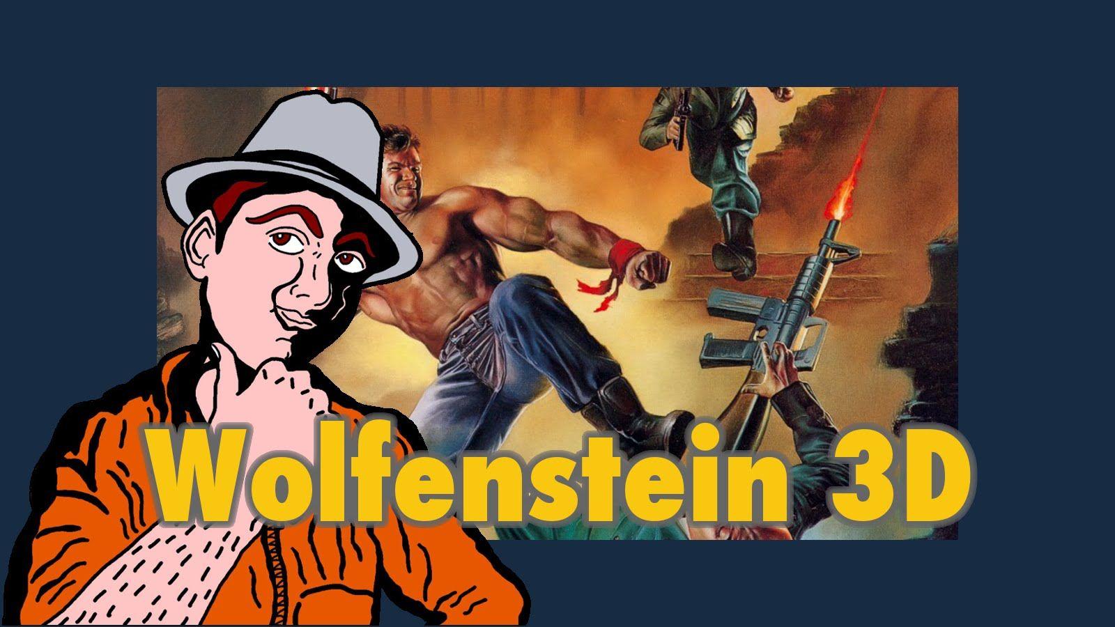 Id Software created Commander Keen, Wolfenstein 3D, Doom