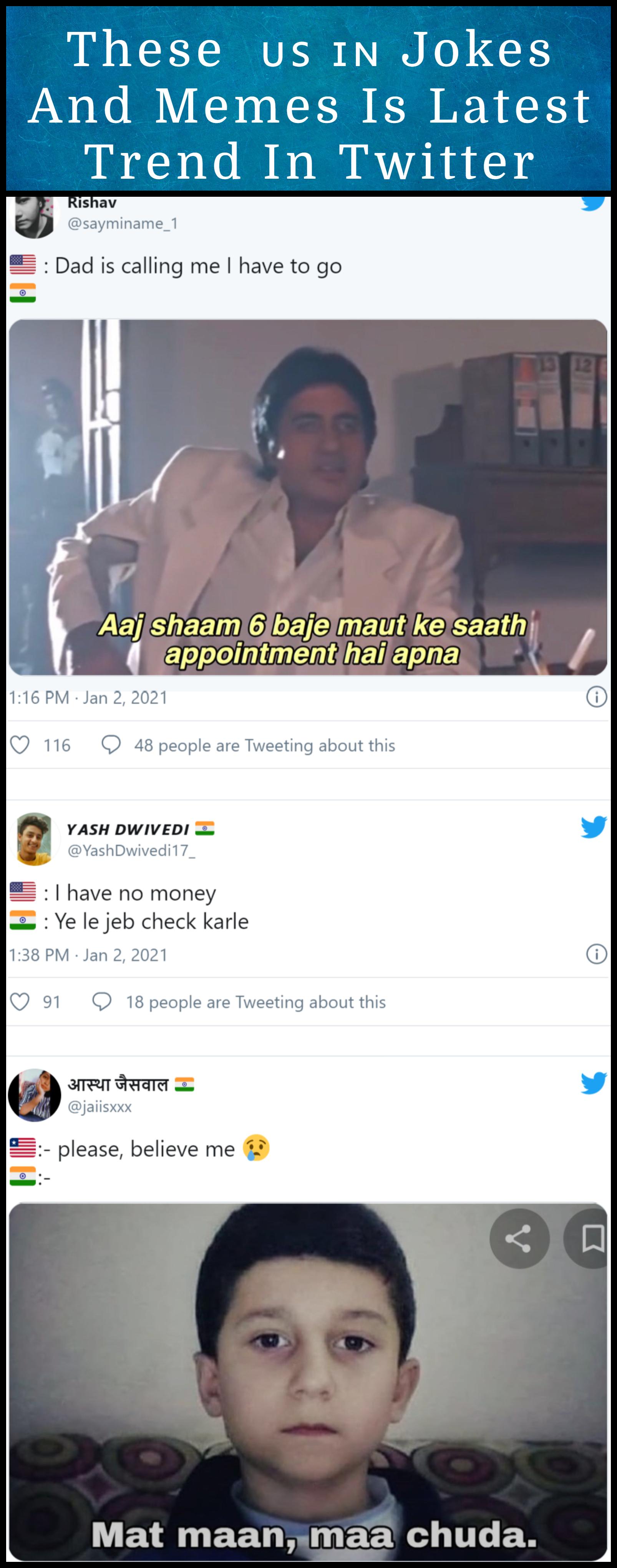 These Jokes And Memes Is Latest Trend In Twitter In 2021 Jokes Memes Twitter Trending
