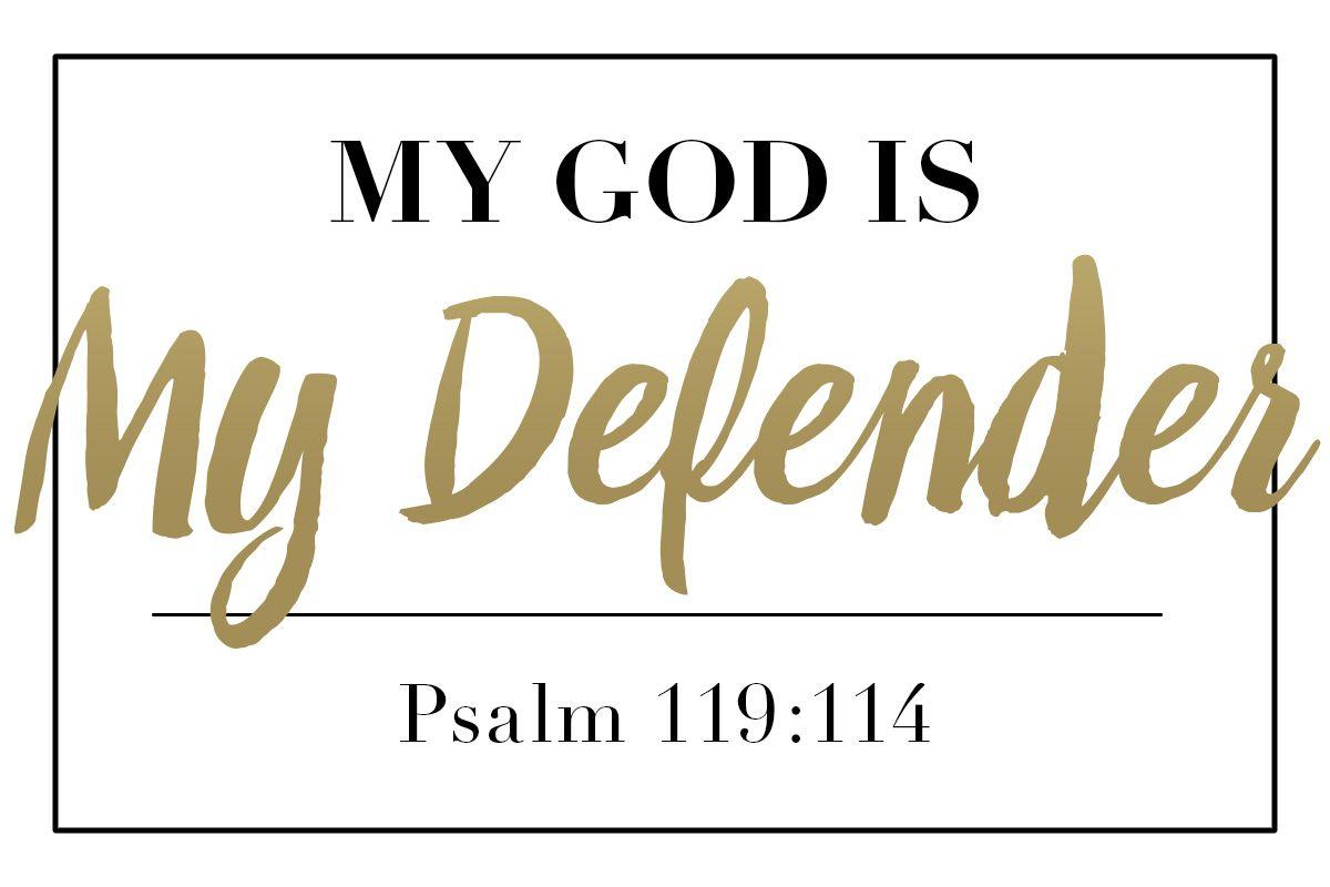my god is defender psalm 119 114 psalm 119 psalm 119 114 psalms pinterest