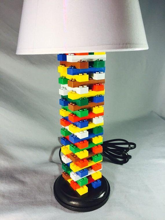 Lego lamp multicolor 30 lego lamp lamp ideas and lego room lego lamp ideas aloadofball Images