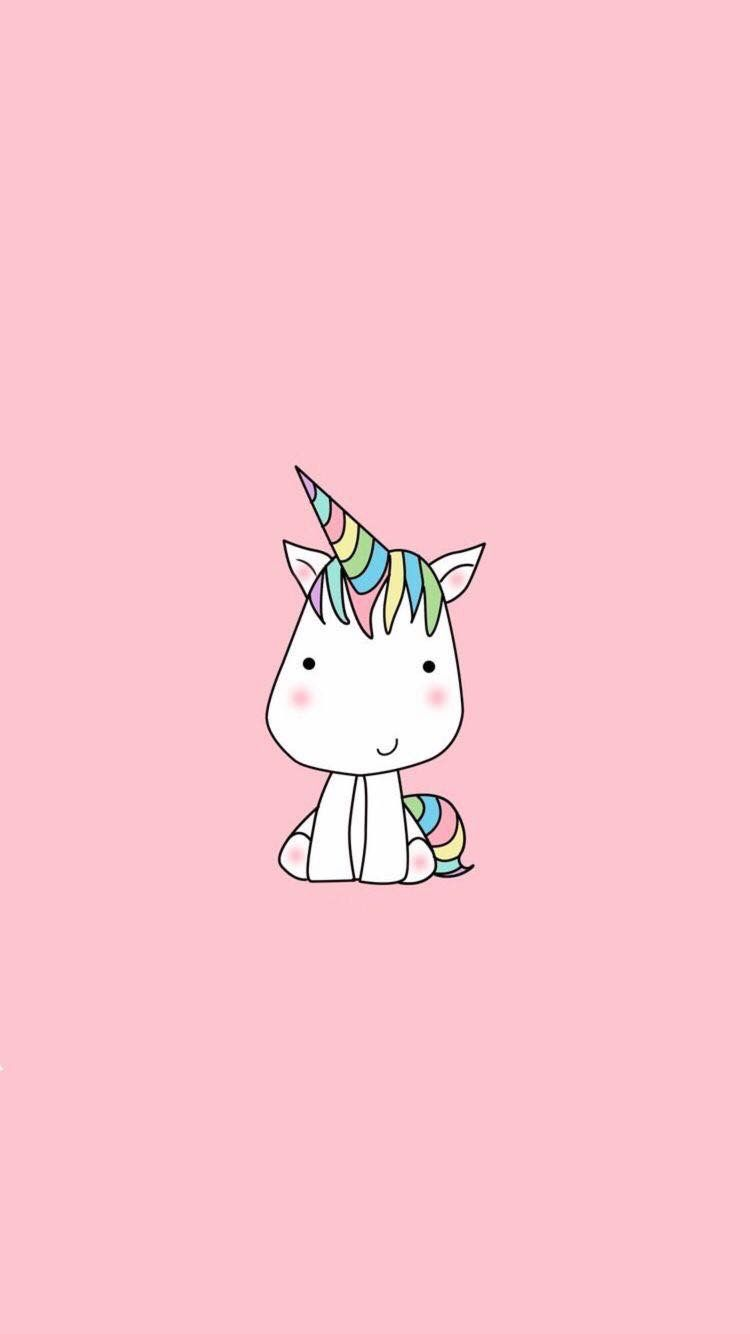 Pin By Pink Griffy On Wallpaper Unicorn Wallpaper Cute Cute Cartoon Wallpapers Unicorn Wallpaper